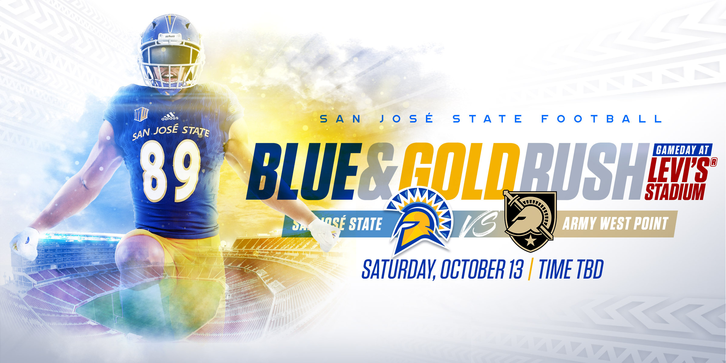 cd149fc44 San Jose State vs. Army West Point Football Game Moved To Levi s ...