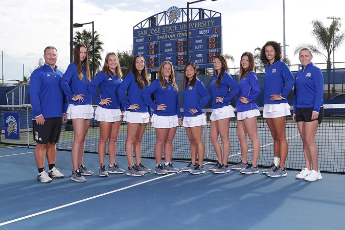ITA Honors Spartans For Team & Individual Academic Accomplishments