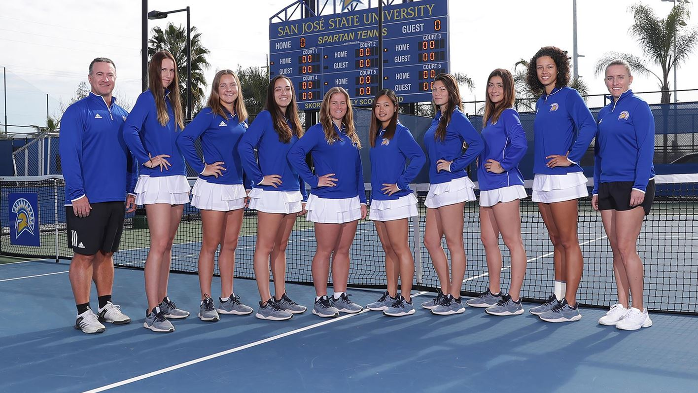 Women's Tennis - SJSU Athletics