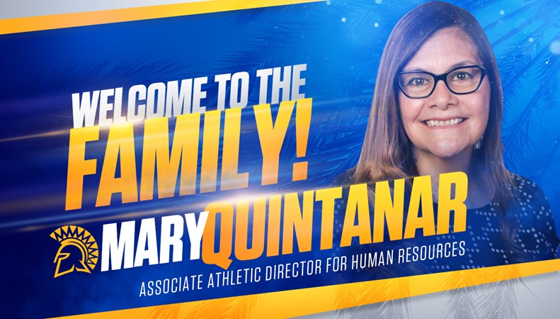 Mary Quintanar Named Associate AD for Human Resources